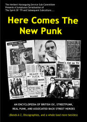 """Here Comes The New Punk"" Book"