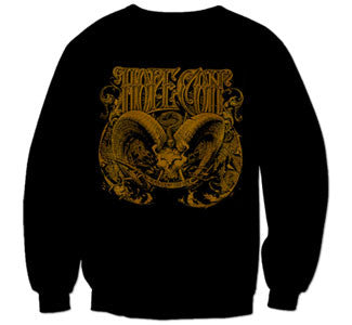 "The Hope Conspiracy ""Death Knows Your Name"" Crew Neck Sweatshirt"