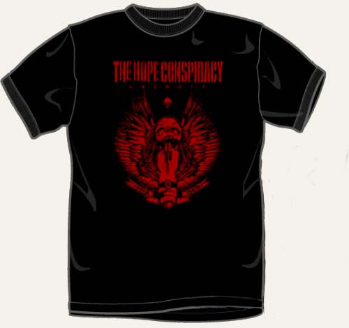 The Hope Conspiracy Viva Hate T shirt