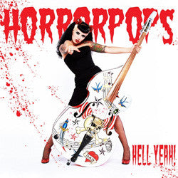 "Horrorpops ""Hell Yeah"" CD"