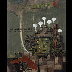 "Hot Water Music ""Till The Wheels Fall Off"" CD"