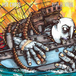 "Hot Cross ""Risk Revival"" CD"