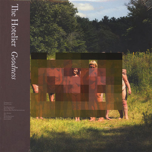 "The Hotelier ""Goodness"" 2xLP"