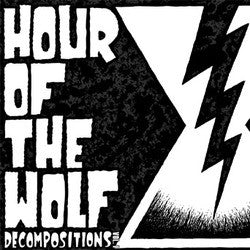 "Hour of The Wolf ""Waste"" CDEP"