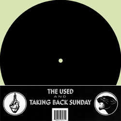 "Taking Back Sunday / The Used ""Split"" 10"""