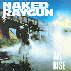 "Naked Raygun ""All Rise"" CD"