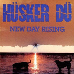 "Husker Du ""New Day Rising"" LP"