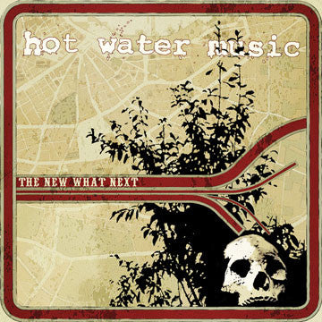 "Hot Water Music ""The New What Next"" CD"