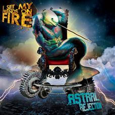 "I Set My Friends On Fire ""Astral Rejection"" CD"