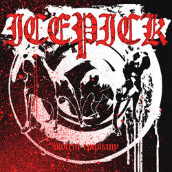"Icepick ""Violent Epiphany"" CD"