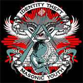 "Identity Theft ""Masonic Youth"" CD"