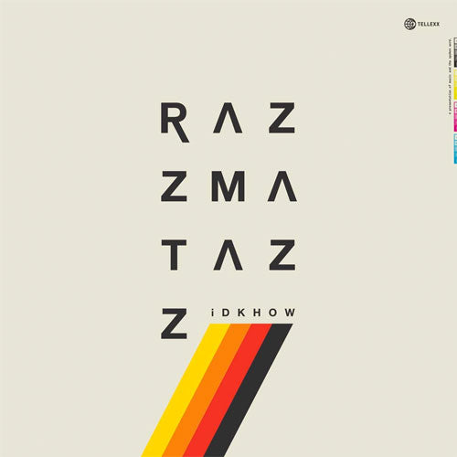 "I Don't Know How But They Found Me (iDKHOW)  ""RAZZMATAZZ"" LP"