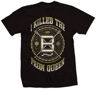 "I Killed The Prom Queen ""Arrows"" T Shirt"