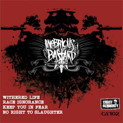 "Inebrious Bastard / Debacle ""Split"" 7"""