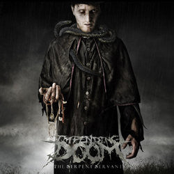 "Impending Doom ""The Serpent Servant"" CD"