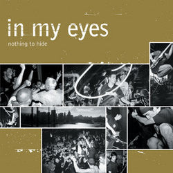 "In My Eyes ""Nothing To Hide"" CD"