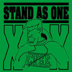 "Stand As One ""Begin To Care Demo"" 7"""