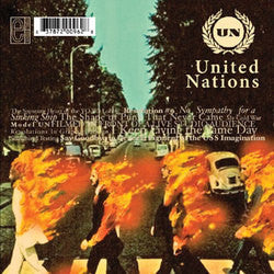 "United Nations ""S/T"" CD"