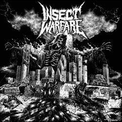 "Insect Warfare ""World Extermination"" CD"