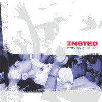 "Insted ""Proud Youth: 1986 - 1991"" CD"