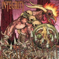 "Integrity ""Humanity Is The Devil"" CD"