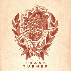 "Frank Turner ""Tape Deck Heart"" CD"