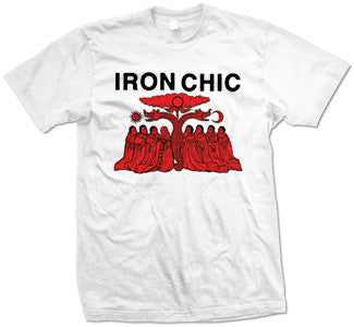 "Iron Chic ""Spooky Action"" T Shirt"
