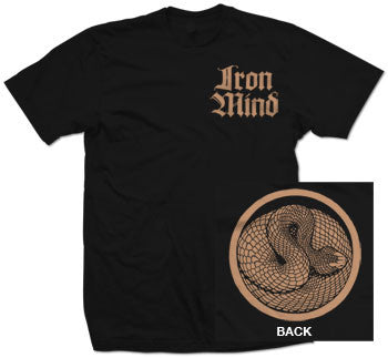 "Iron Mind ""Snake"" T Shirt"