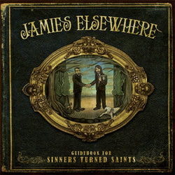 "Jamies Elsewhere ""Guidebook For Sinners Turned Saints"" CD"
