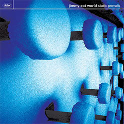 "Jimmy Eat World ""Static Prevails"" 2xLP"