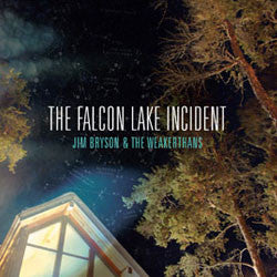 "Jim Bryson & The Weakerthans ""The Falcon Lake Incident"" LP"
