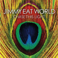 "Jimmy Eat World ""Chase This Light"" CD"