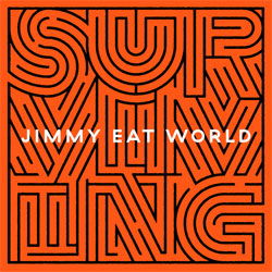 "Jimmy Eat World ""Surviving"" CD"