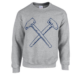 "Judge ""Hammers"" Crew Neck Sweatshirt"
