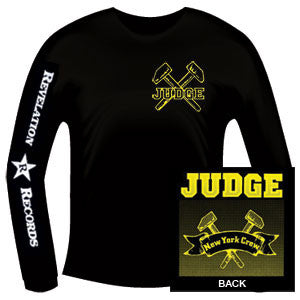 "Judge ""New York Crew"" Long Sleeve Shirt"