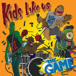 "Kids Like Us ""The Game"" LP"