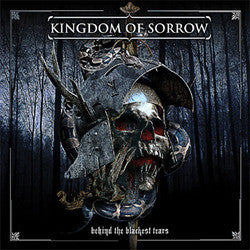 "Kingdom Of Sorrow ""Behind The Blackest Tears"" CD"