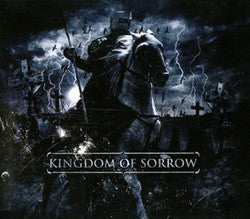 "Kingdom Of Sorrow ""<i>Self Titled</i>"" CD"