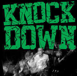 "Knockdown ""s/t"" CD"