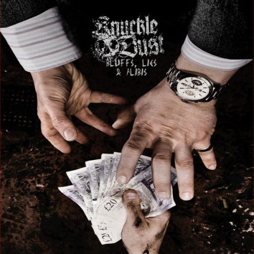 "Knuckledust ""Bluffs, Lies and Alibis"" CD"