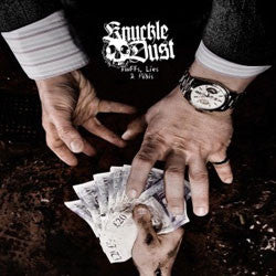 "Knuckledust ""Bluffs, Lies And Alibis"" LP"