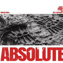 "Kublai Khan Tx ""Absolute"" CD"