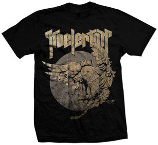 T-shirts Kvelertak Owl King T-shirt
