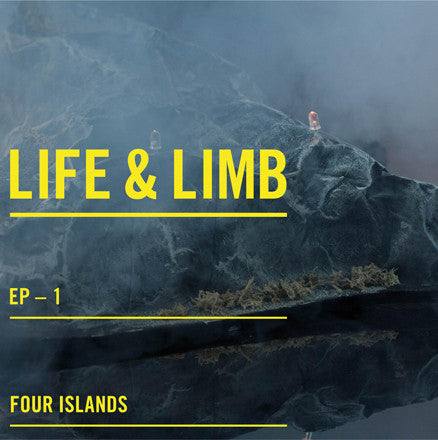 "Life And Limb ""Four Islands"" 10"""