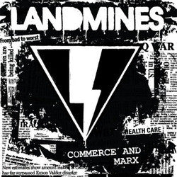 "Landmines ""Commerce And Marx""LP"