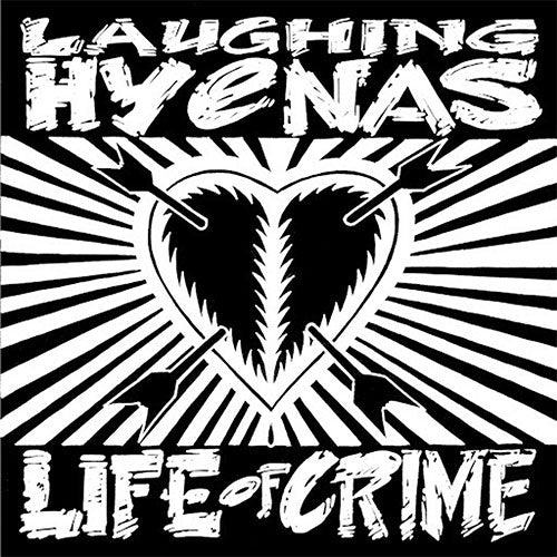 "Laughing Hyenas ""Life Of Crime"" LP"