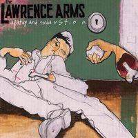 "The Lawrence Arms ""Apathy And Exhaustion"" CD"