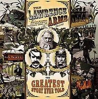 "The Lawrence Arms ""Greatest Stories Ever Told"" CD"