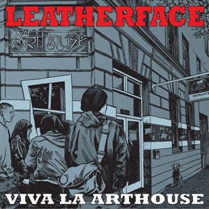 "Leatherface ""Viva La Arthouse"" CD"