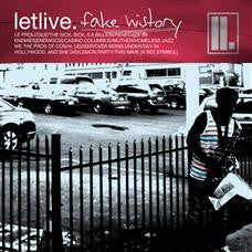 "Letlive ""Fake History"" CD"